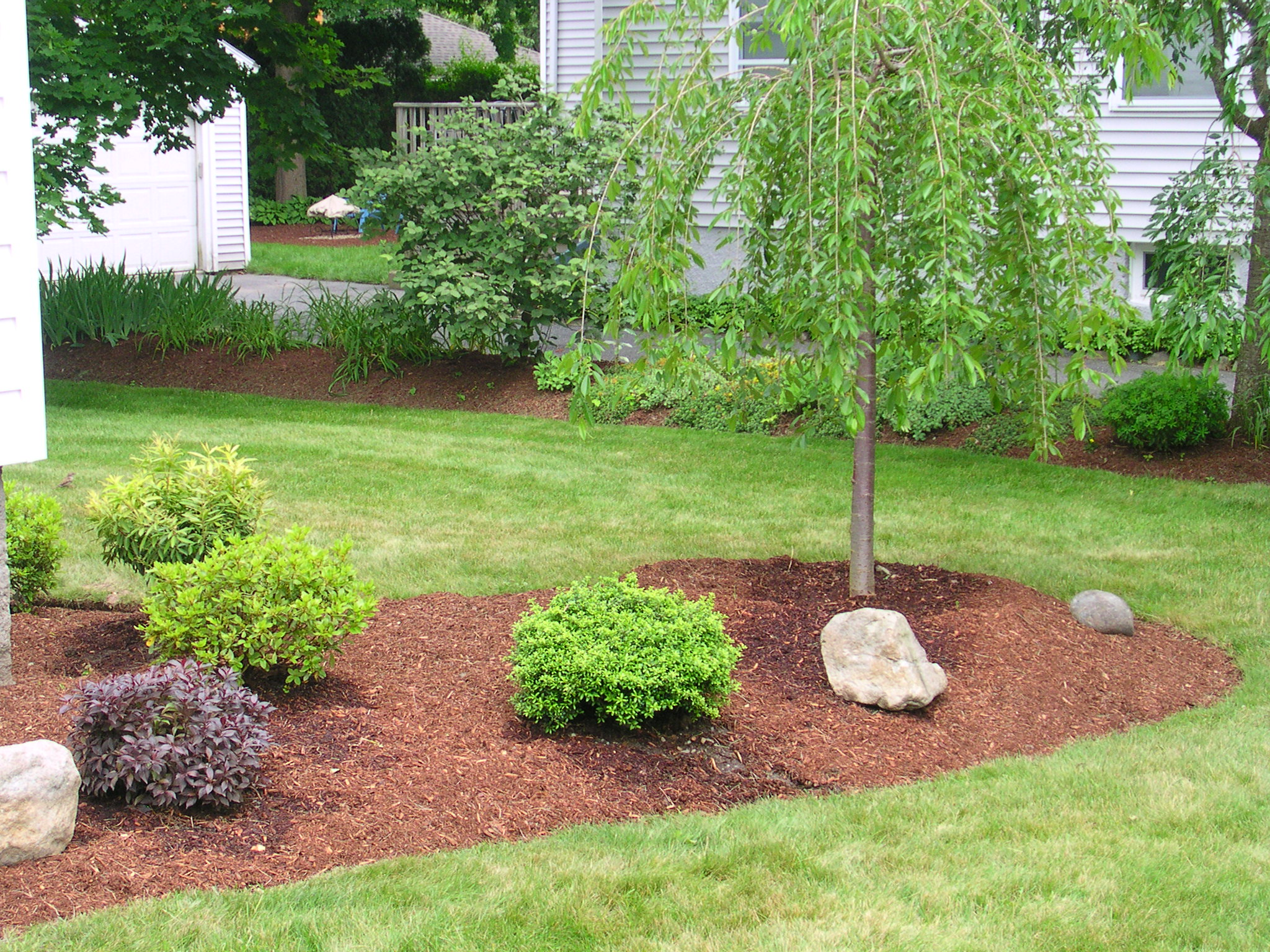 Lawn Installations Colonial West Landscaping