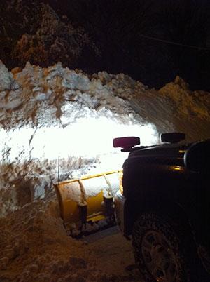 Needham Snow Removal